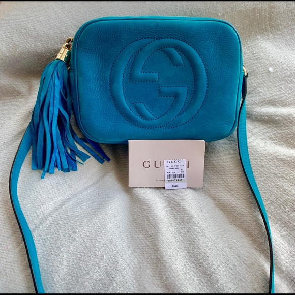 Gucci Handbags - Gucci Small Soho Disco Crossbody